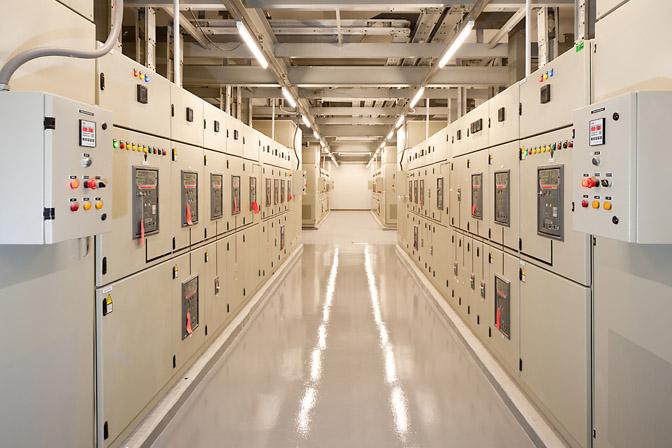 szafy sterownicze - wiązki elektryczne na zamówienie