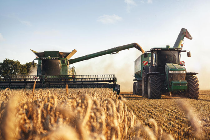 wiązki kablowe - rolnictwo